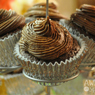 Classic Chocolate Buttercream Frosting | Awesome with Sprinkles