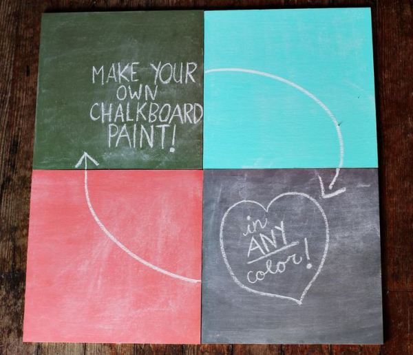 Chalkboard Paint Ideas from Pinterest