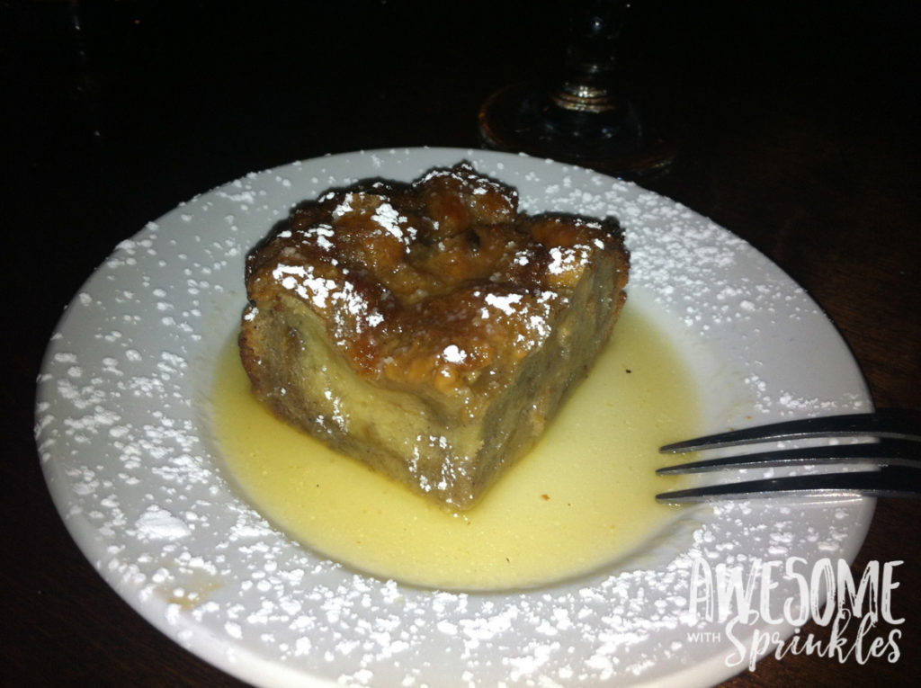 Nomming in Nawlins - Bread Pudding