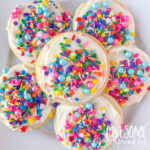 The Most Awesome Ever Sugar Cookies