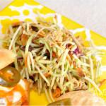 Broccoli Slaw with Crunchy Ramen