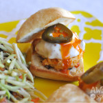 Buffalo Chicken Sliders | Awesome with Sprinkles