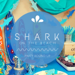 Shark on the Beach Party Round Up