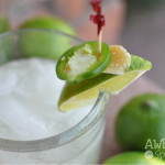 Jalapeño Margarita | Awesome with Sprinkles
