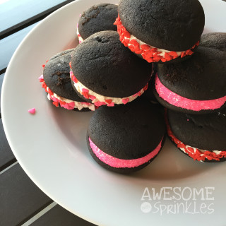 Ain't Nothing Like Making Whoopies on Valentine's Day