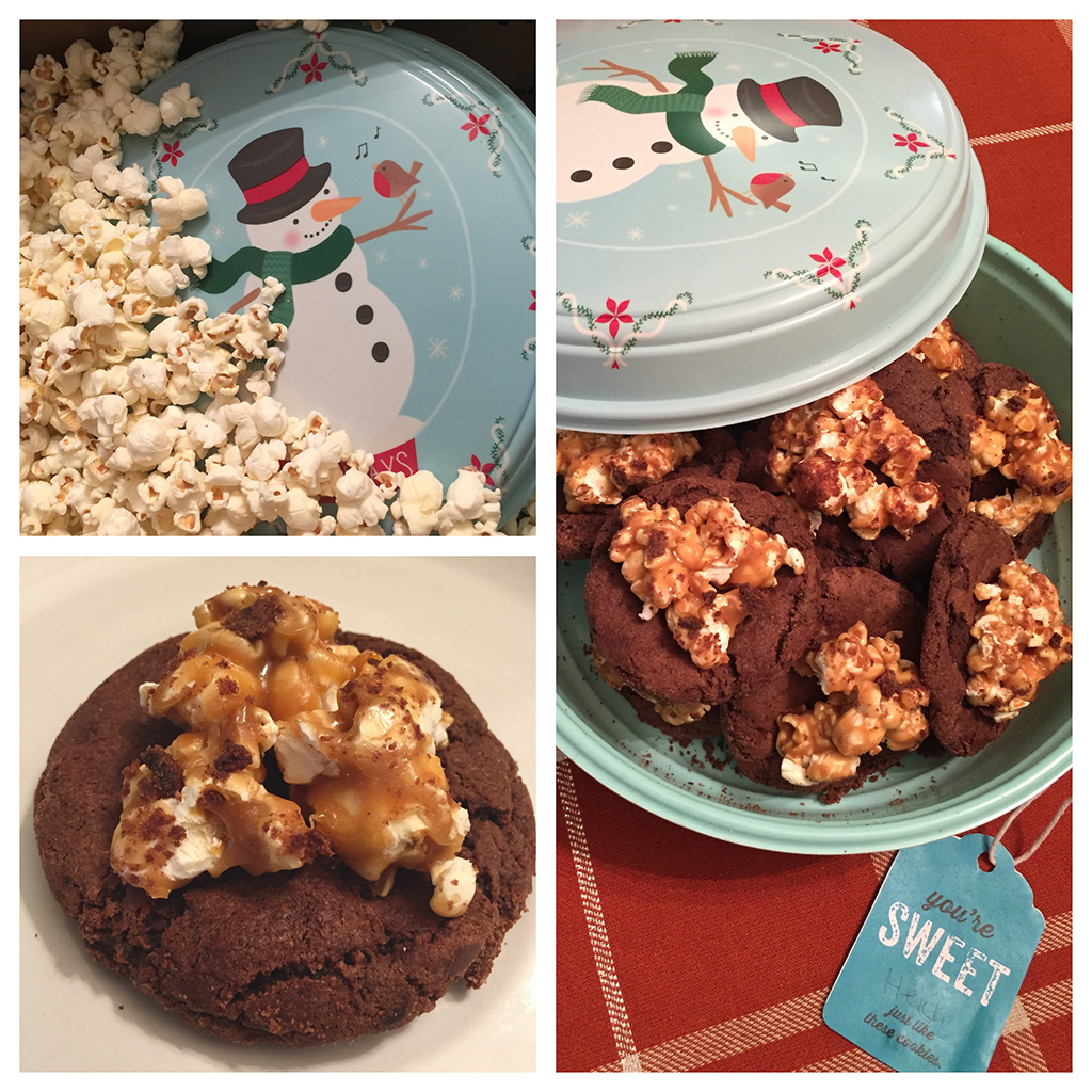 Food Blogger Cookie Swap - Blonde Girl Cravings