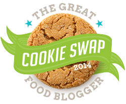 The Great Food Blogger Cookie Swap 2014