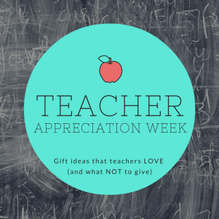 You better appreciate – Teacher Appreciation Week