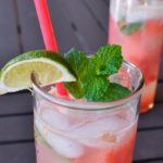 Watermelon Mojitos | Awesome with Sprinkles