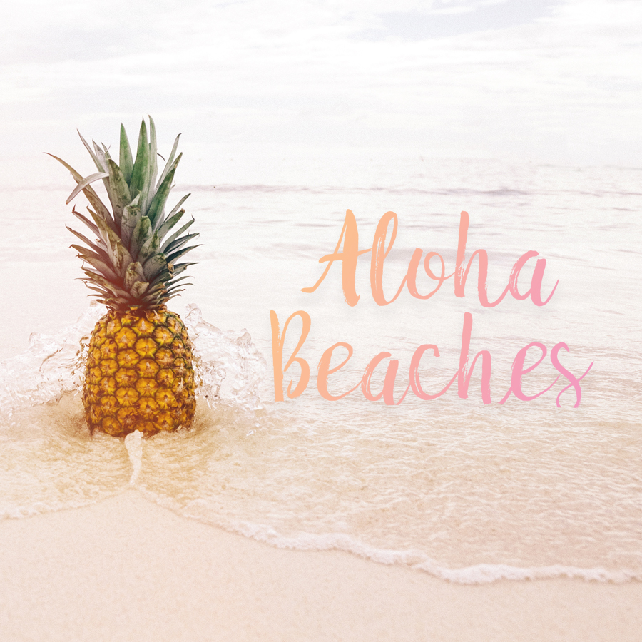 Aloha Beaches summer wallpapers | Awesome with Sprinkles
