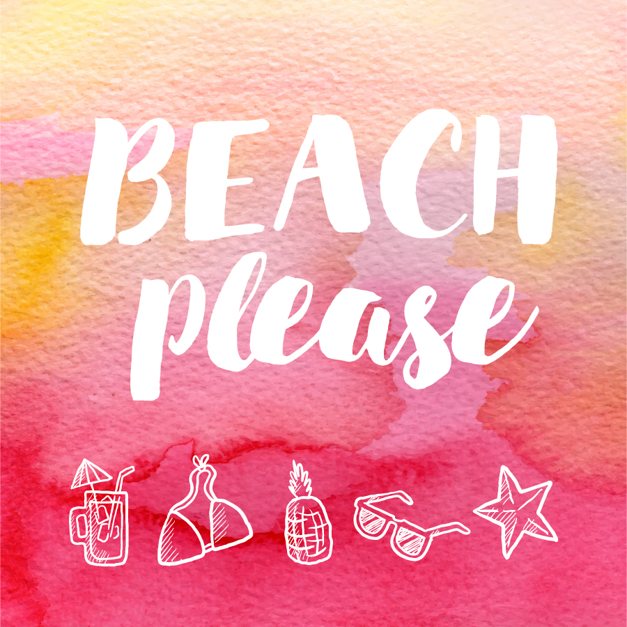 Beach Please summer wallpapers | Awesome with Sprinkles