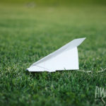 Paper Airplanes and Amelia Earhart