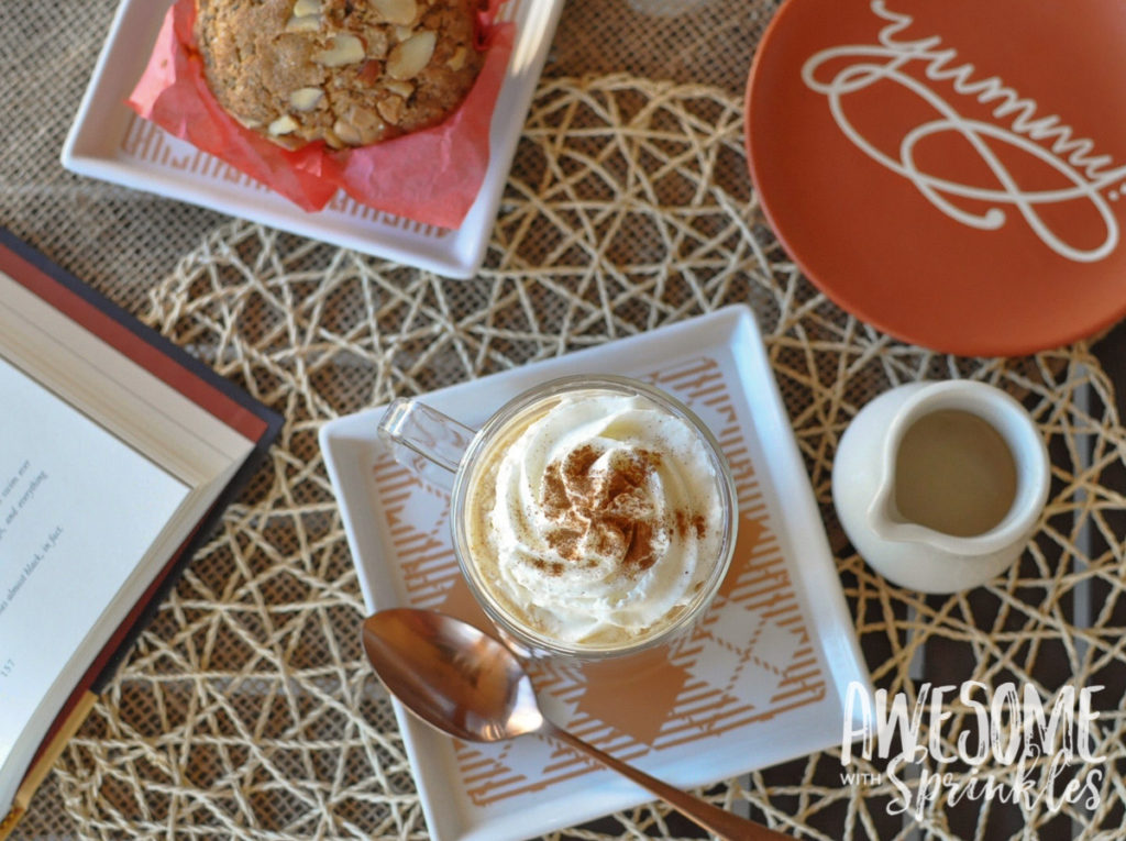 Coconut Pumpkin Spice Creamer (non-dairy) Get the recipe at Awesome with Sprinkles