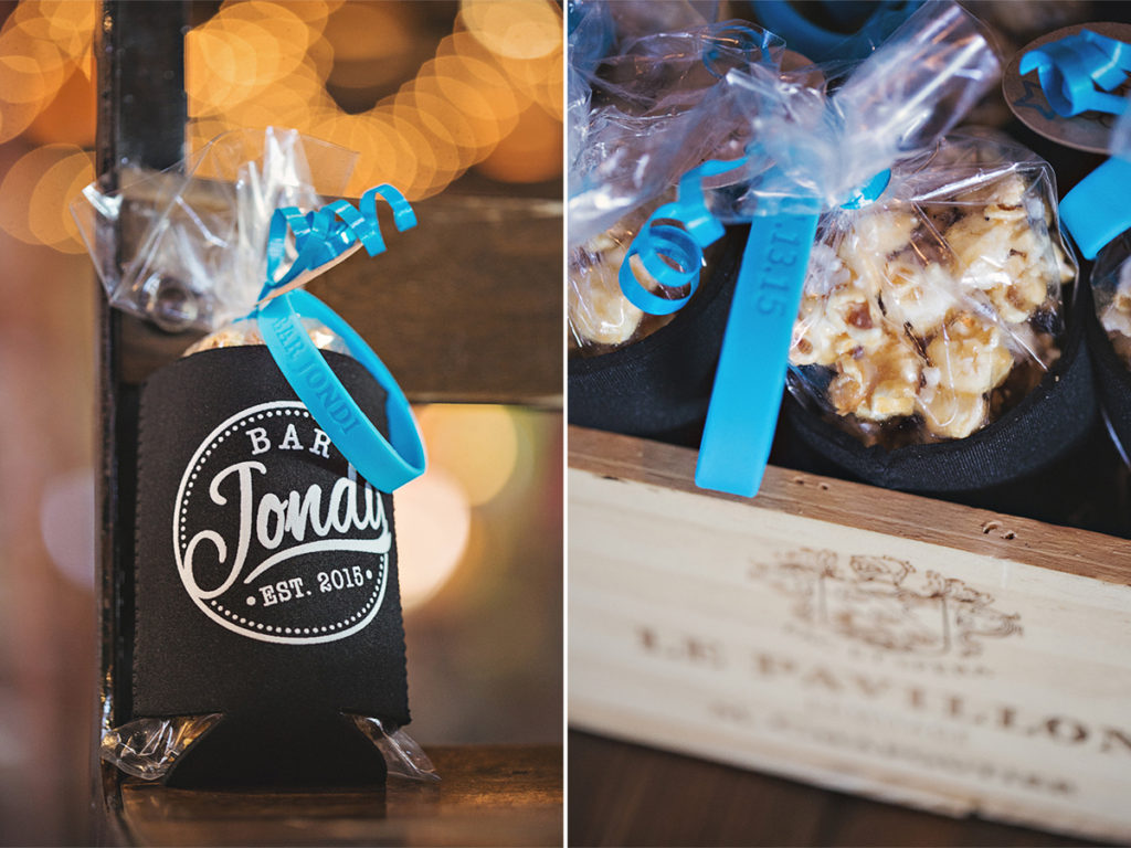 Homemade Salted Caramel Corn Party Favors | Awesome with Sprinkles