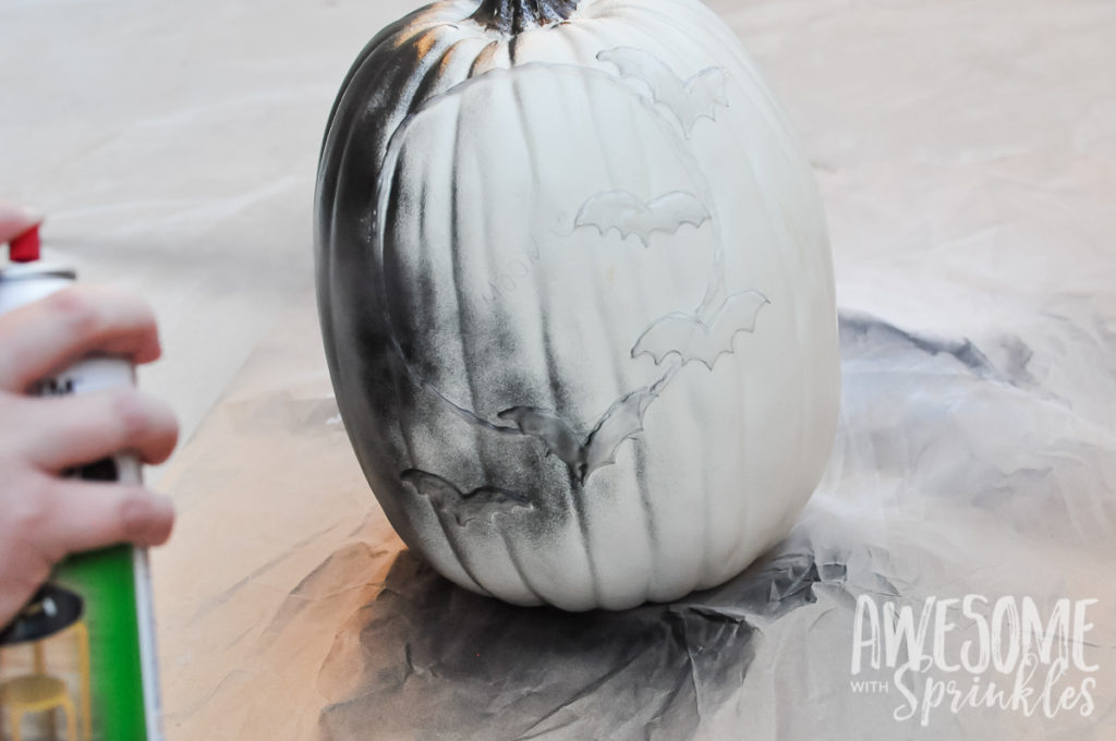 Glitter & Glam No-Carve Pumpkin Decor | Awesome with Sprinkles