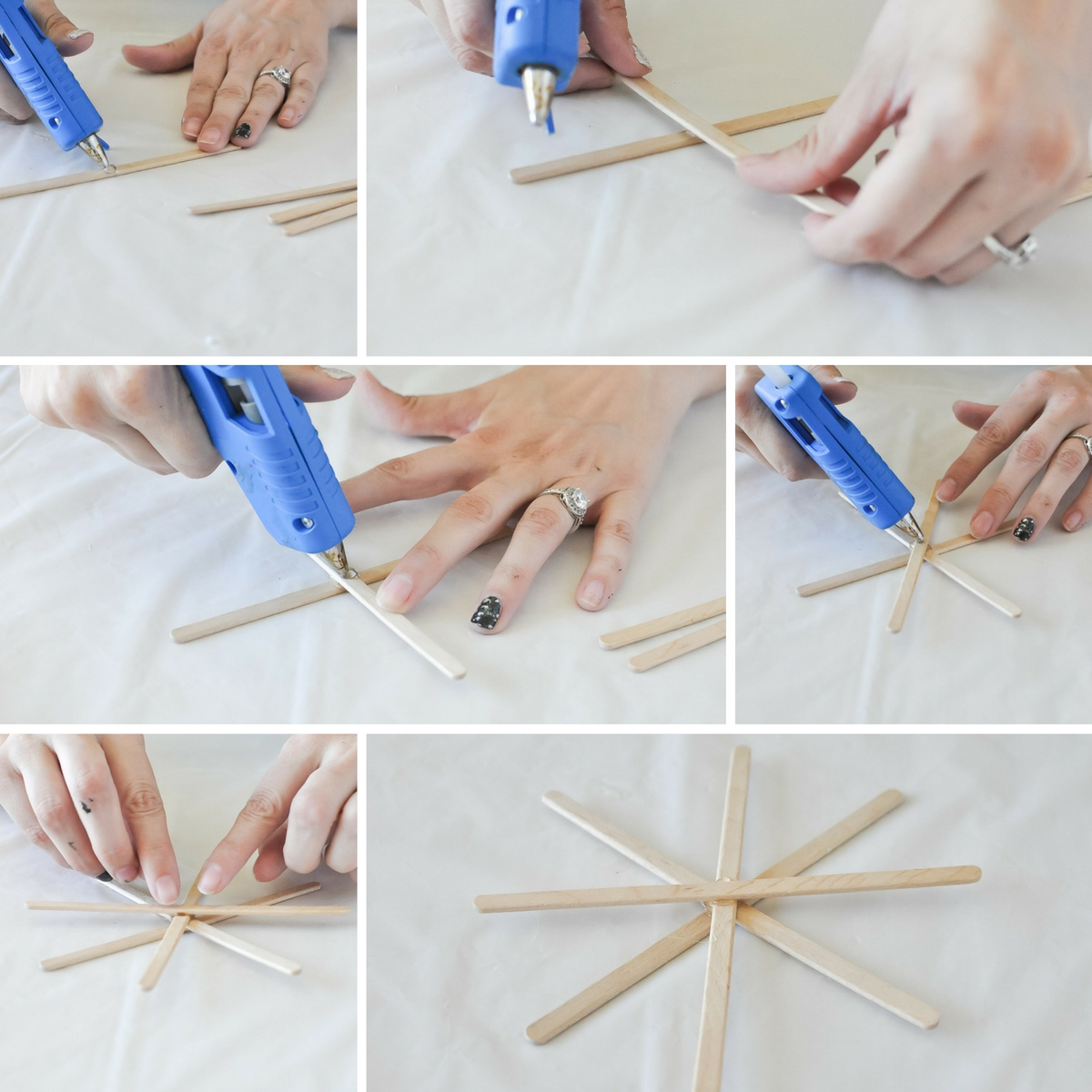 Assemble-Five-Minute-Spiderweb Craft | Awesome with Sprinkles
