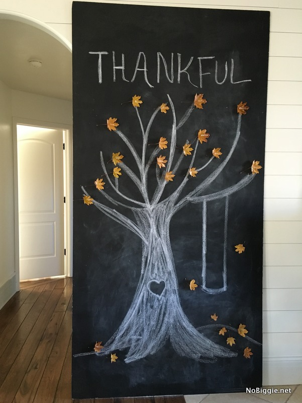 Thankful Tree Round-up | Thankful Chalkboard