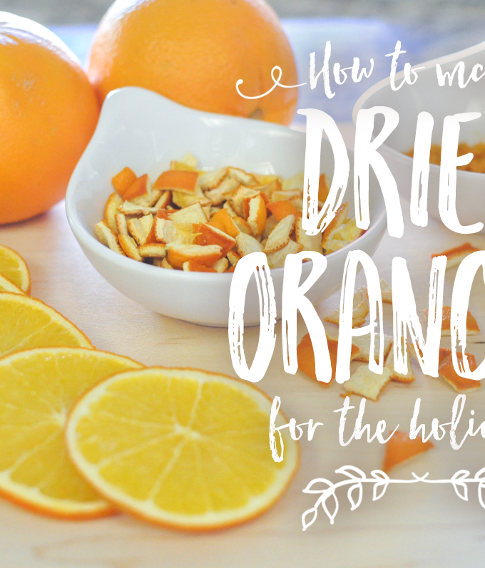 How to Dry Oranges for the Holidays | Awesome with Sprinkles