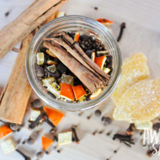 DIY Mulling Spice Mix