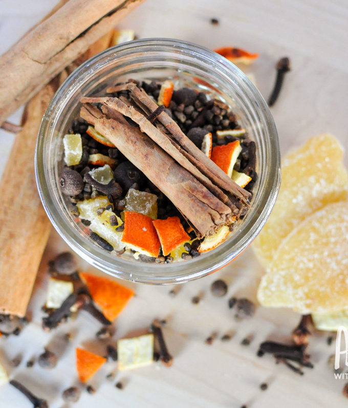 DIY Mulling Spice Mix   Awesome with Sprinkles
