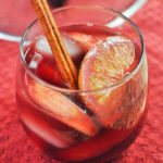 Merry & Bright Mulled Cider Sangria