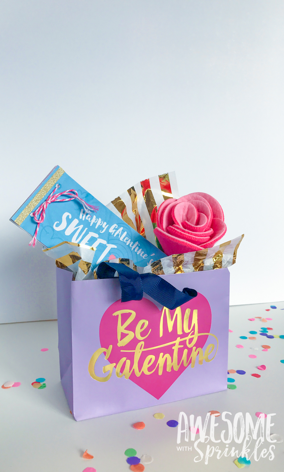 Diy Galentines Day Sweet Stuff Coupon Book Awesome With Sprinkles