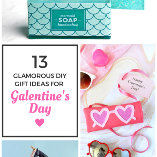 13 Glamorous DIY Gift Ideas for Galentine's Day