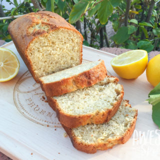 Fresh Squeezed Lemon Banana Bread