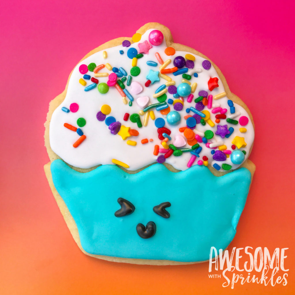 Most Awesome Ever Sugar Cookies | Awesome with Sprinkles