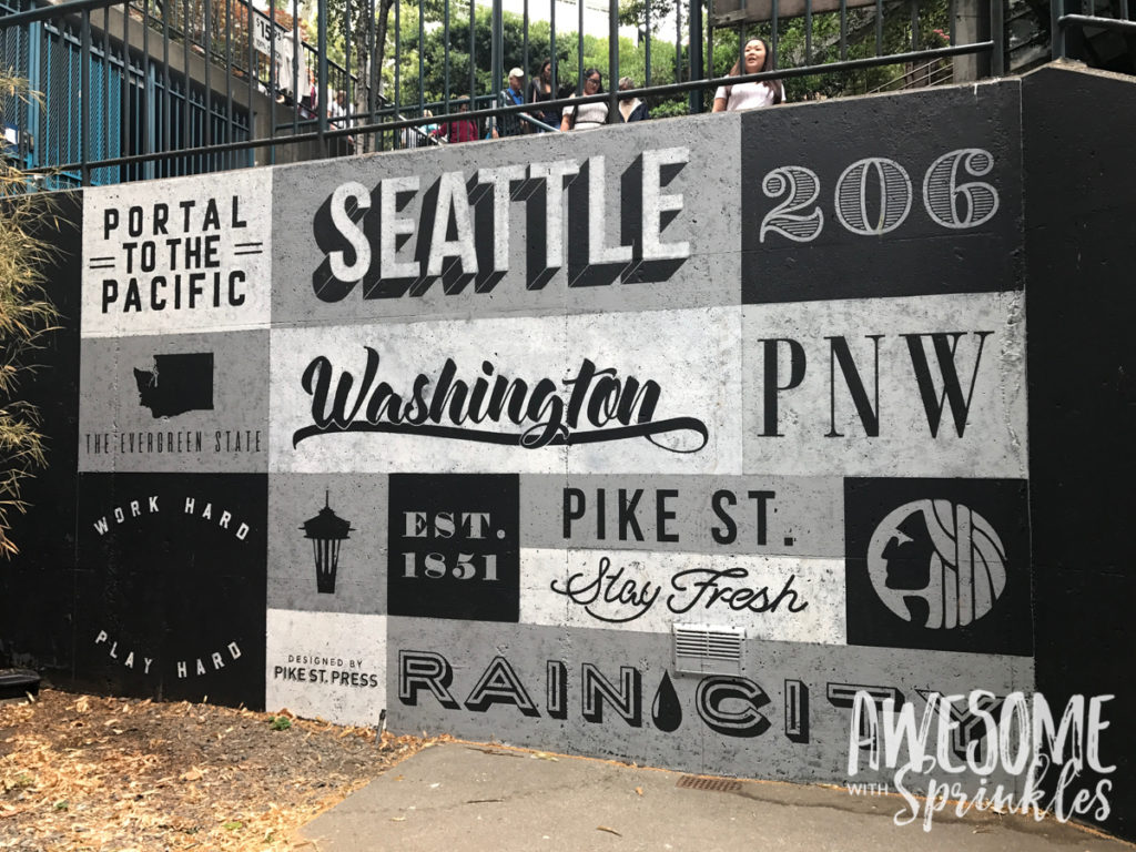 Seattle Art wall