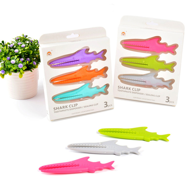 Shark Kitchen Gadgets Roundup for Shark Week | Chip Clips