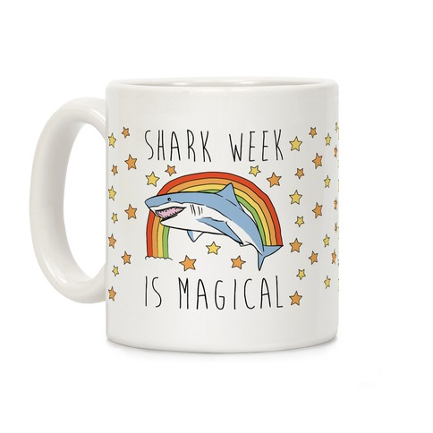 Shark Kitchen Gadgets Roundup for Shark Week | Shark Week is Magical Mug