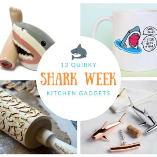 13 Quirky Shark Kitchen Gadgets for Shark Week