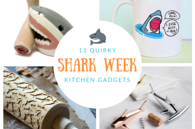 Shark Week Kitchen Gadgets Roundup | Awesome with Sprinkles