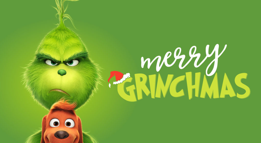 Merry Grinchsmas Free Svg Cutfile Awesome With Sprinkles